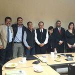 Alcalde se reúne con el Secretario de Desarrollo Económico Sustentable del Estado