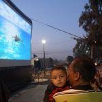 """Asisten más de 600 personas al """"Cine en tu Parque Vecinal"""""""