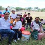 Invierten en Cuerámaro más de 18 MDP en proyectos de desarrollo social