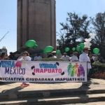 """""""Vibra Irapuato"""": marchan en Irapuato para exigir respeto a México"""