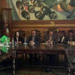 Alcalde y regidores del PRI acuerdan no hablar en medios de los 26 mdp-Gómez Morín