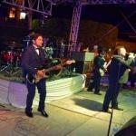 Gran presentación de Los Solitarios en las fiestas de La Candelaria