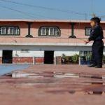 Se invierte 2 millones  550 mil   pesos en la construcción y rehabilitación  de espacios públicos
