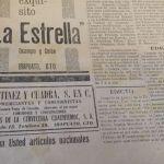 """Un siglo atrás, anunciaban: """"Consume lo que México produce"""""""