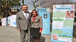 CON LA DRA. ANGELA BARRERA RESPONSABLE ESTATAL DE PROGRAMA DE ATENCIÓN A ENFERMEDADES LISOSOMALES (Custom)
