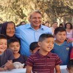 Entrega gobierno municipal obras por 5.8 millones de pesos en la comunidad la Estrella