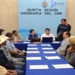 Sesiona Consejo Municipal Rural