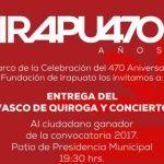 Gran expectación causa el concierto del mariachi, coro y orquesta de la SEDENA