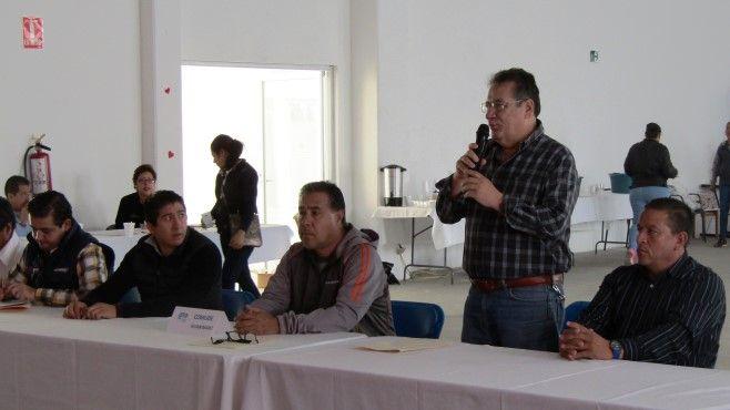 Photo of Huanímaro sede regional de CODE