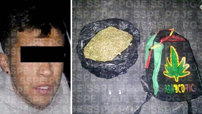"""Photo of Capturan en León a """"distribuidor de droga"""" con más de 700 dosis, al parecer droga"""