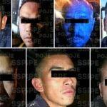 Capturan a ocho hombres en León, entre ellos un menor de edad, armados
