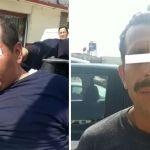Detienen a presuntos delincuentes por robar