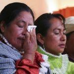 PGR se disculpa con indígenas acusadas injustamente de secuestro