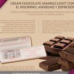 Crean chocolate contra el insomnio
