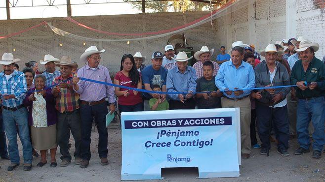 Photo of Inauguran ampliación y rehabilitación de Red de Distribución de Agua Potable en el Mármol