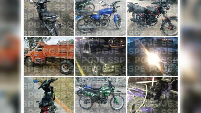 Photo of Aseguran siete unidades de motor en operativos en carreteras del Estado
