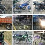 Aseguran siete unidades de motor en operativos en carreteras del Estado