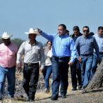 Apoya municipio en tecnificación del campo