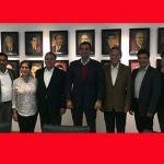 Ochoa se reúne con alcaldes priistas y el Senador Gerardo Sánchez