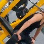La fotografía de una mujer en el gimnasio perturba a los usuarios de Facebook