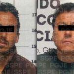 Aseguran en el municipio de Pénjamo a dos personas  armadas a bordo de camioneta con reporte de robo vigente