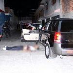 """Asesinan a """"Lalo"""" afuera de su casa en Pénjamo"""