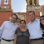 Miguel Márquez Márquez visita Abasolo