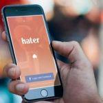 Hater, la aplicación que en base al odio, une a las personas