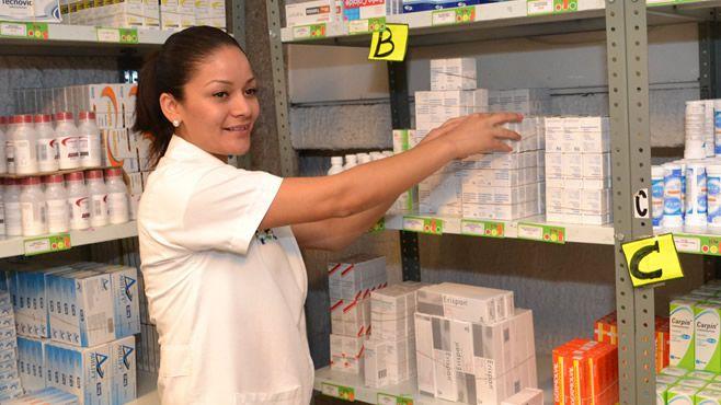 De no llegar materias primas no se podrán elaborar medicamentos