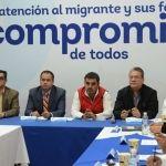 Se capacitan municipios para recibir migrantes