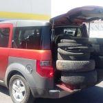 Invitan a participar en campaña de reciclaje de neumáticos