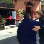 Paolo Botti se pelea con tránsito en Guanajuato