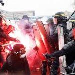 17 detenidos tras disturbios en periferia de París