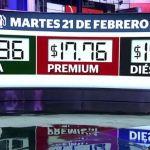 Bajan las gasolinas este martes; inicia ajuste diario del precio de los combustibles