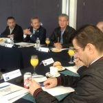 Rinde informe alcalde ante la comisión estatal de seguridad