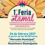Este domingo, la Feria del Tamal en Huanímaro
