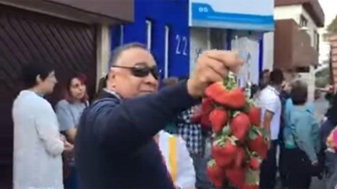 Photo of Vende una tonelada de fresa rechazada en EEUU… ¡en menos de una hora!