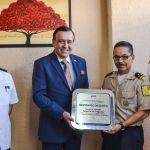 SSG reconoce al Hospital Militar de Irapuato por 100 años de servicio