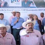Participa Miguel Márquez Márquez en la toma de protesta del Consejo Agrario Permanente