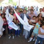 Arranca programa Piso Firme en San Lorenzo