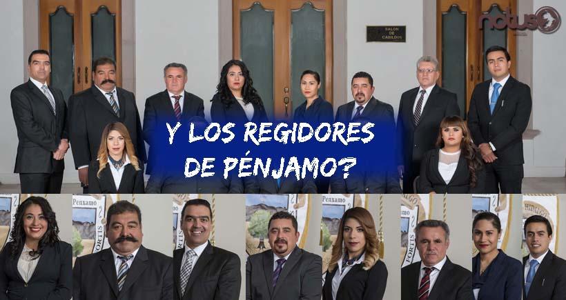 Photo of Y los regidores de Pénjamo qué hacen o se hacen