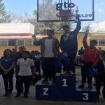 Participan mil 200 jóvenes del municipio de Celaya en carrera atlética de prevención