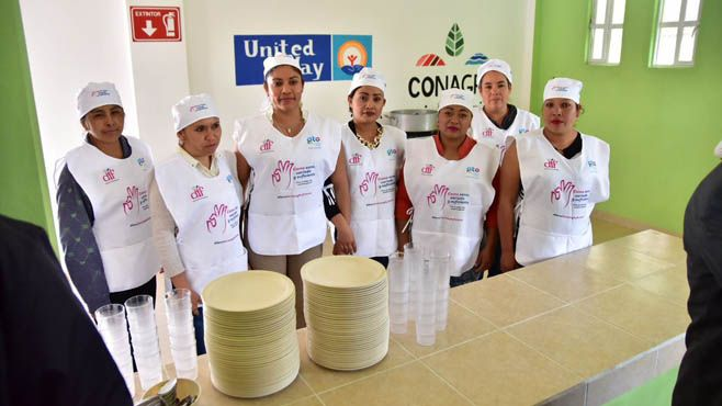 Photo of DIF equipará Comedores Comunitarios en todo el Estado