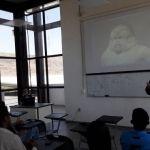 Imparten curso de cultura vial a comunidad estudiantil del CINUG