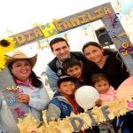 Festejan el Día de la Familia más de 5 mil Guanajuatenses en Apaseo el Alto