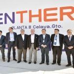 Inauguran primer empresa instalada en Parque Industrial Amistad Sur en Celaya