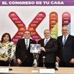 Entrega el Gobernador Miguel Márquez Márquez, el V Informe de Gobierno al Congreso del Estado