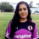 """""""El futbol me salvó la vida"""": Daniela Enríquez, jugadora del Club Femenil Toluca"""