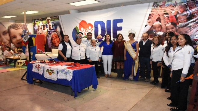 """Photo of Lleva DIF valores a la nueva """"Feria de las Fresas 2017"""""""