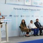 En Irapuato hay empleo y personal capacitado: Ricardo Ortiz Gutiérrez